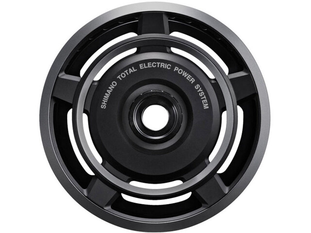 Shimano Steps SM-CRE60 Chainring Inside + outside protection screen black